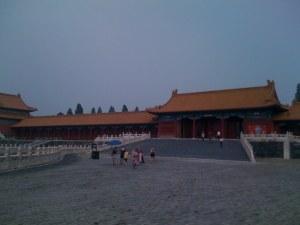 Photo of forbidden city China