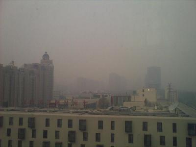 china smog pics