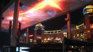 Photo of The Place, expensive mall in Beijing China