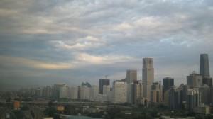 Photo of Beijing Skyline