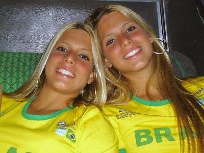 Brasil Eu Te Amo Muito! Beautiful Brazilian Women ...